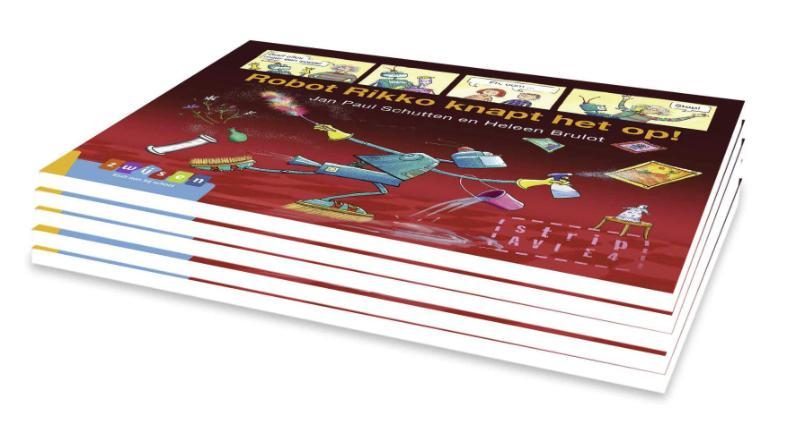 Cover Pakket zomerlezen groep 4/leerjaar 2 2020 (5 ex)
