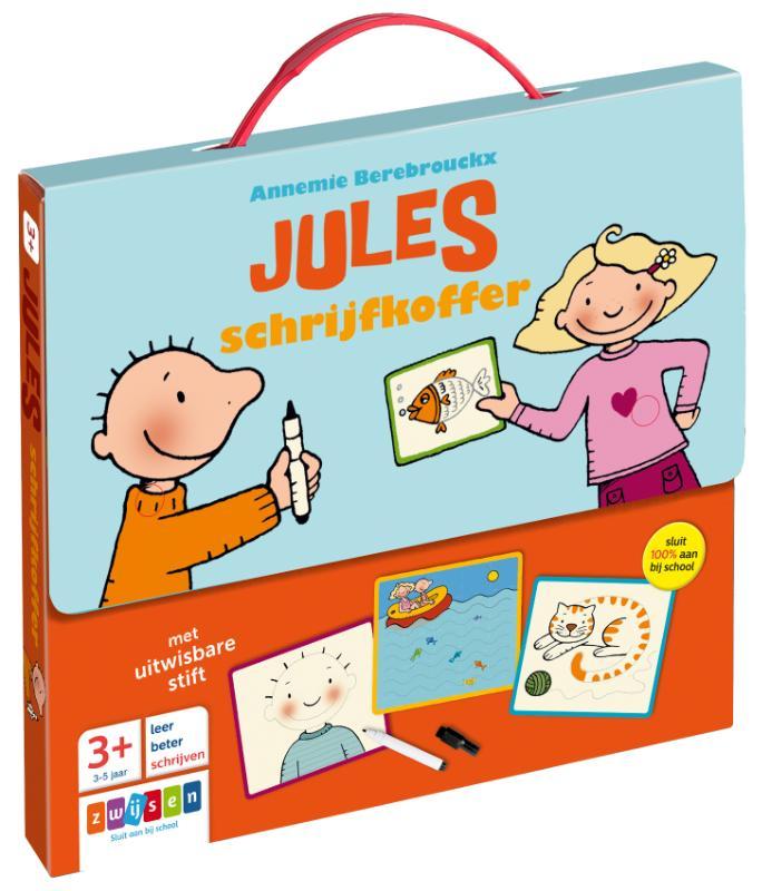 Cover Jules schrijfkoffer