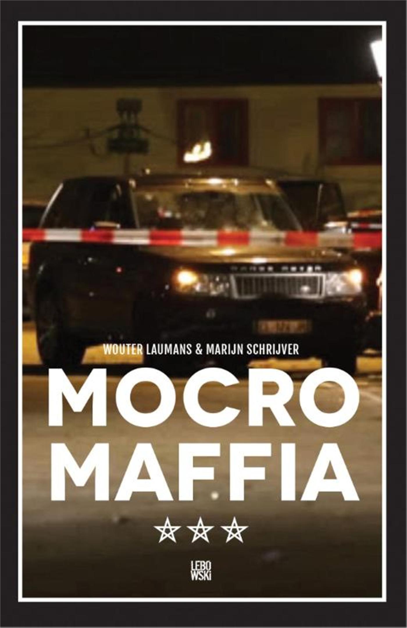 Cover Mocro maffia