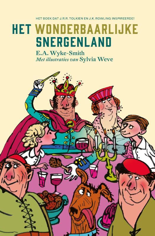 Cover Het wonderbaarlijke Snergenland