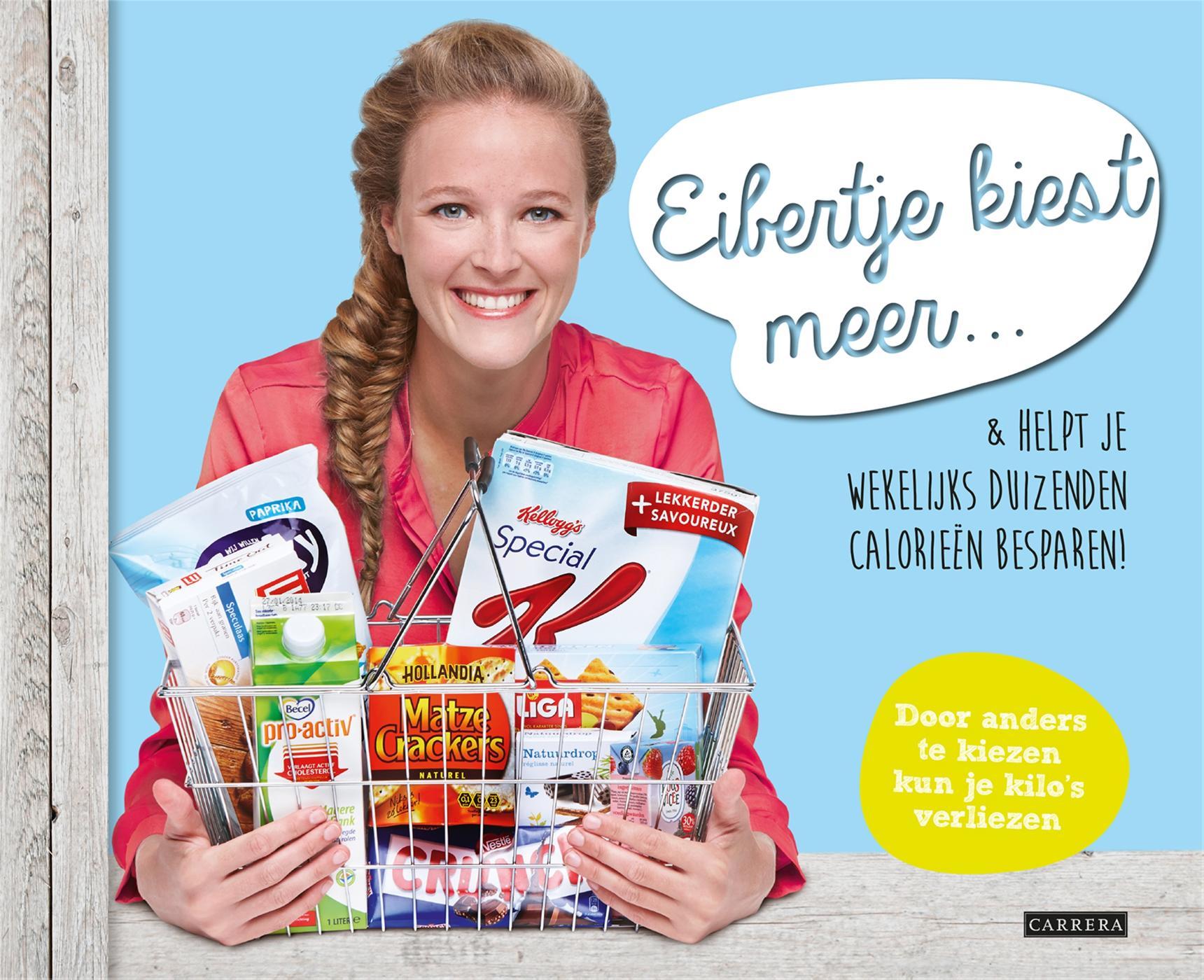 Cover Eibertje kiest meer...