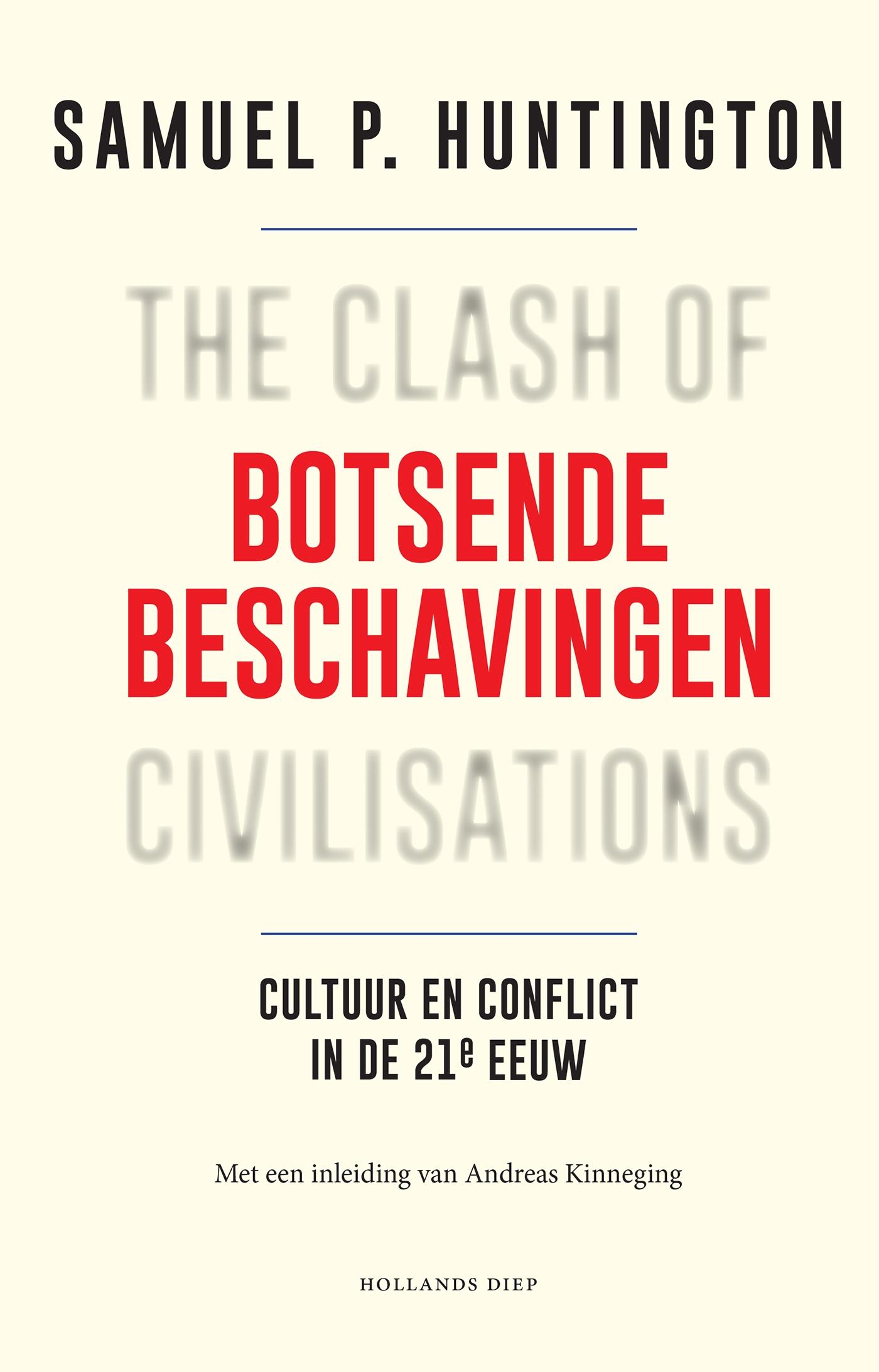 Cover Botsende beschavingen