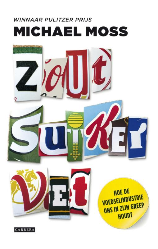 Cover Zout, suiker, vet