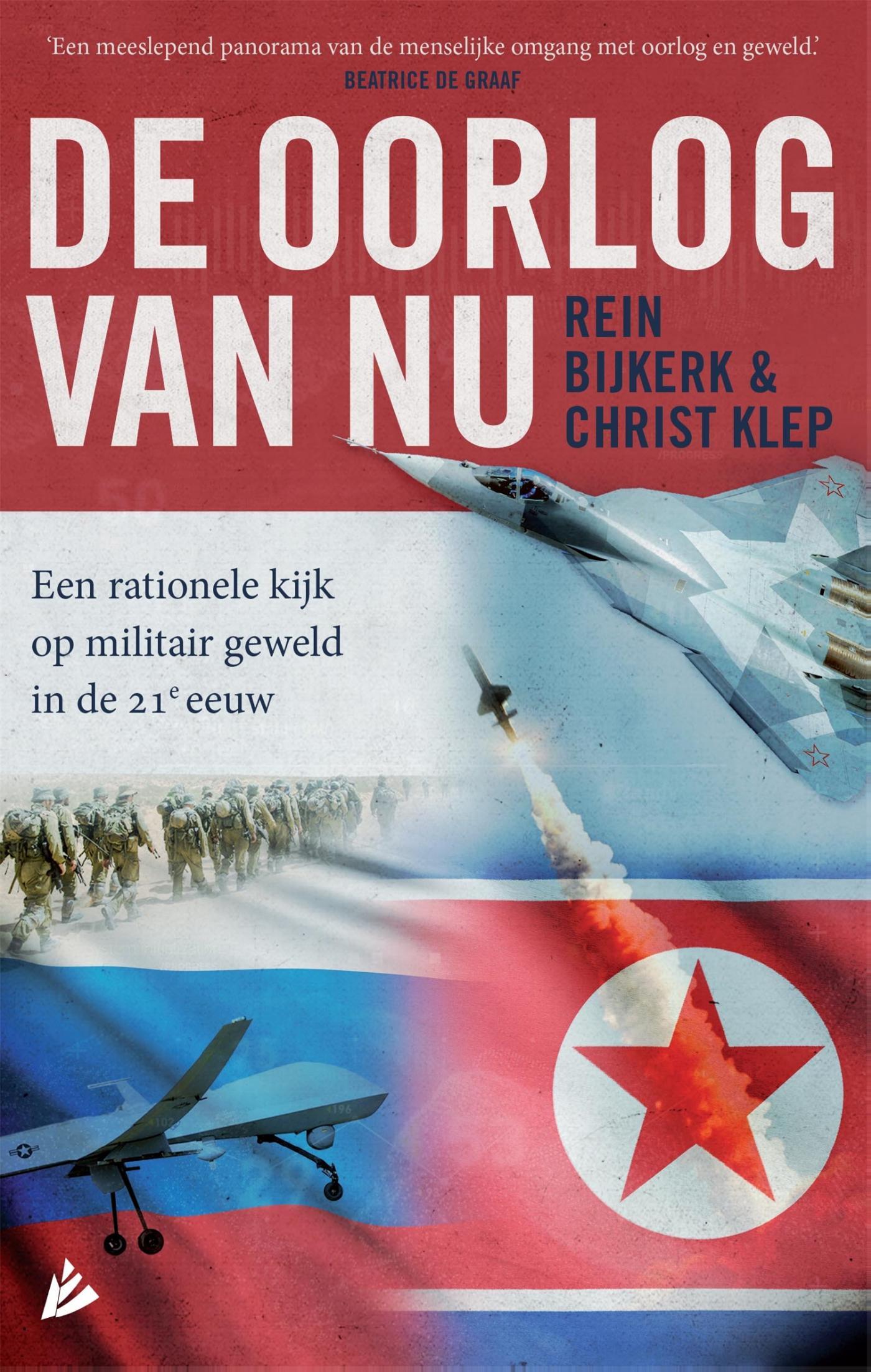 Cover De oorlog van nu