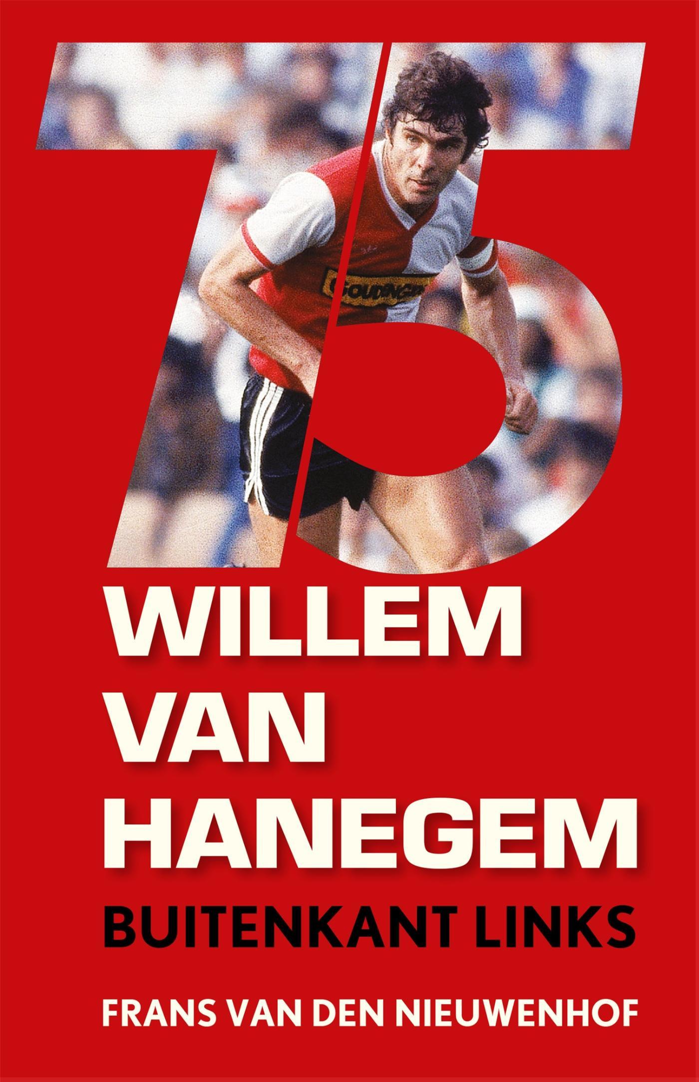 Cover Willem van Hanegem