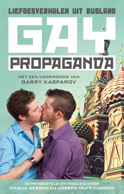 Cover Gay propaganda