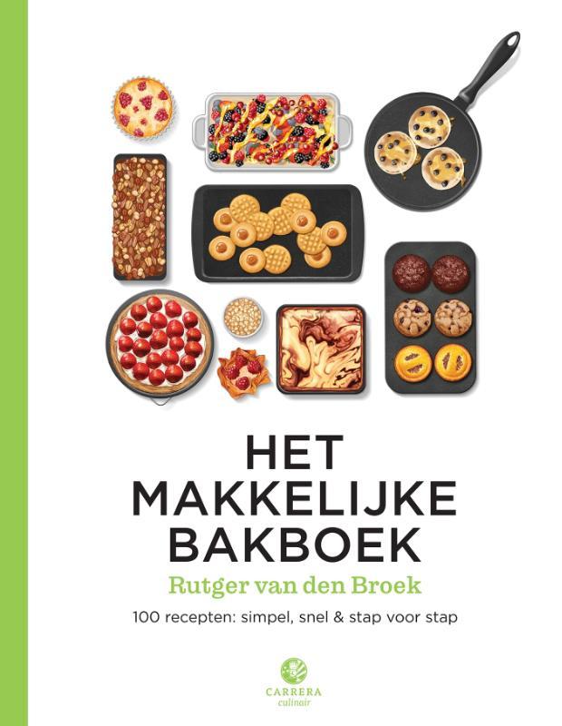 Cover Het makkelijke bakboek