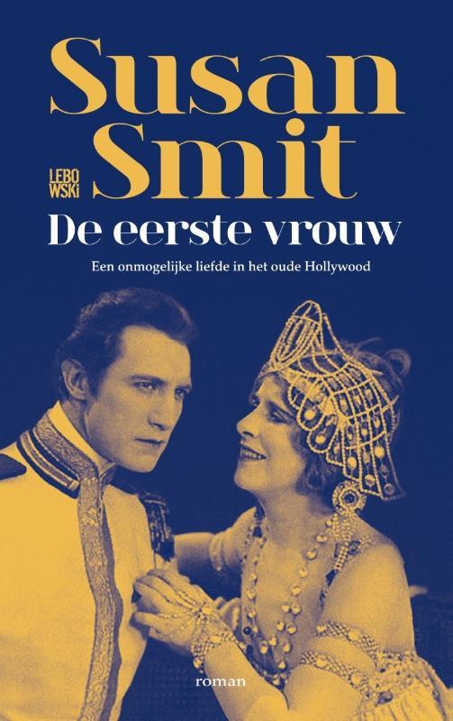 Cover De eerste vrouw