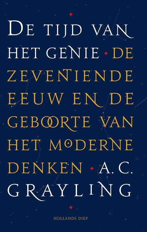 Cover De tijd van het genie