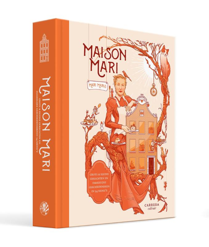 Cover Maison Mari