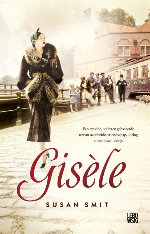 Cover Gisèle