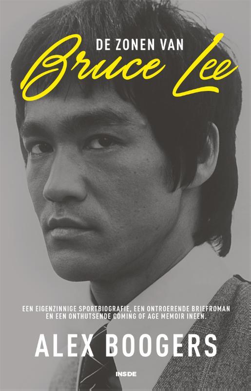 Cover De zonen van Bruce Lee