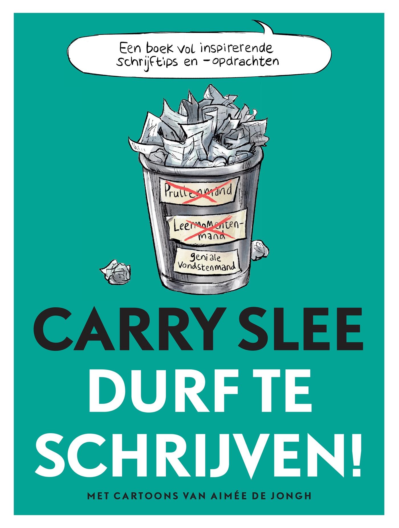 Cover Durf te schrijven!