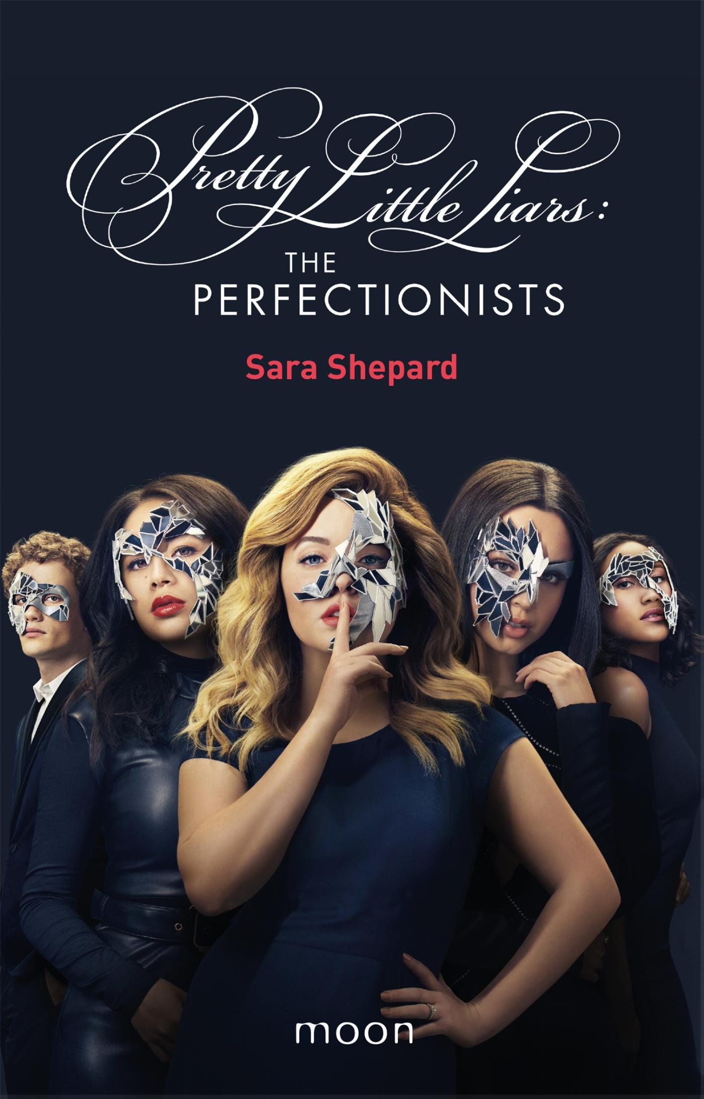 Cover The Perfectionists