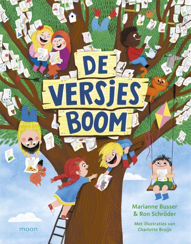 Cover De versjesboom