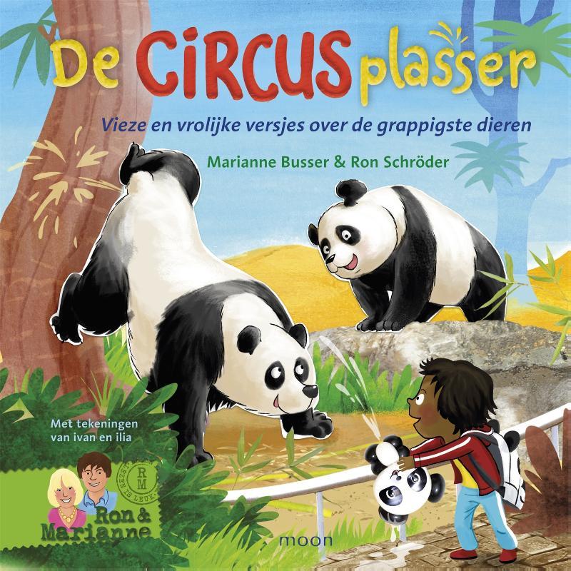 Cover De circusplasser