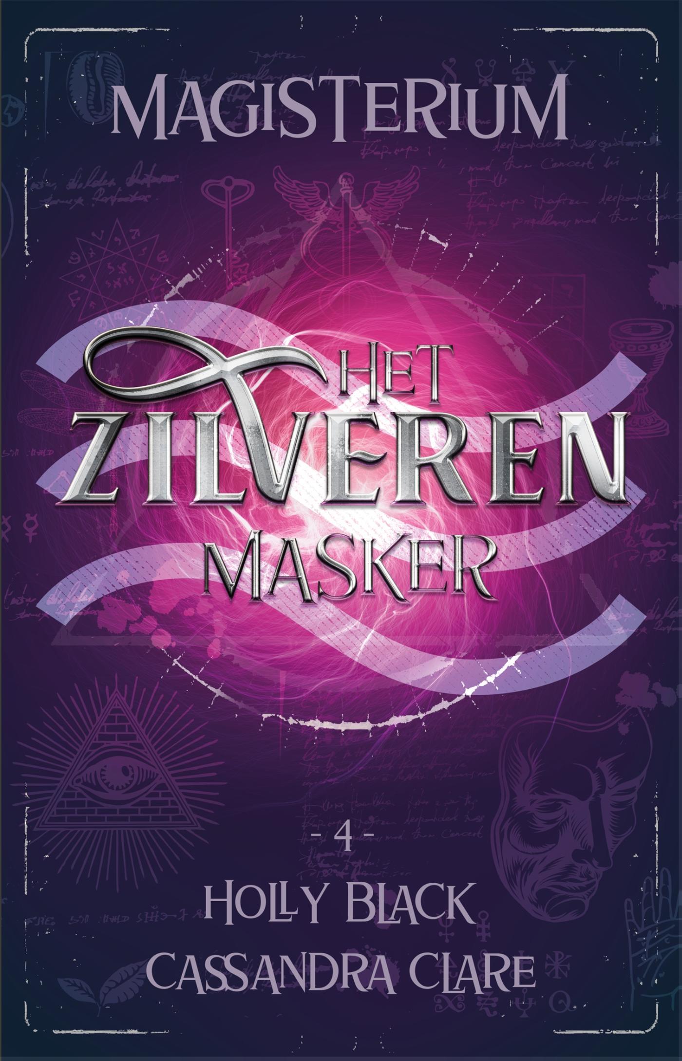 Cover Het Zilveren Masker
