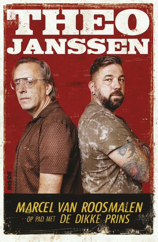 Cover Theo Janssen