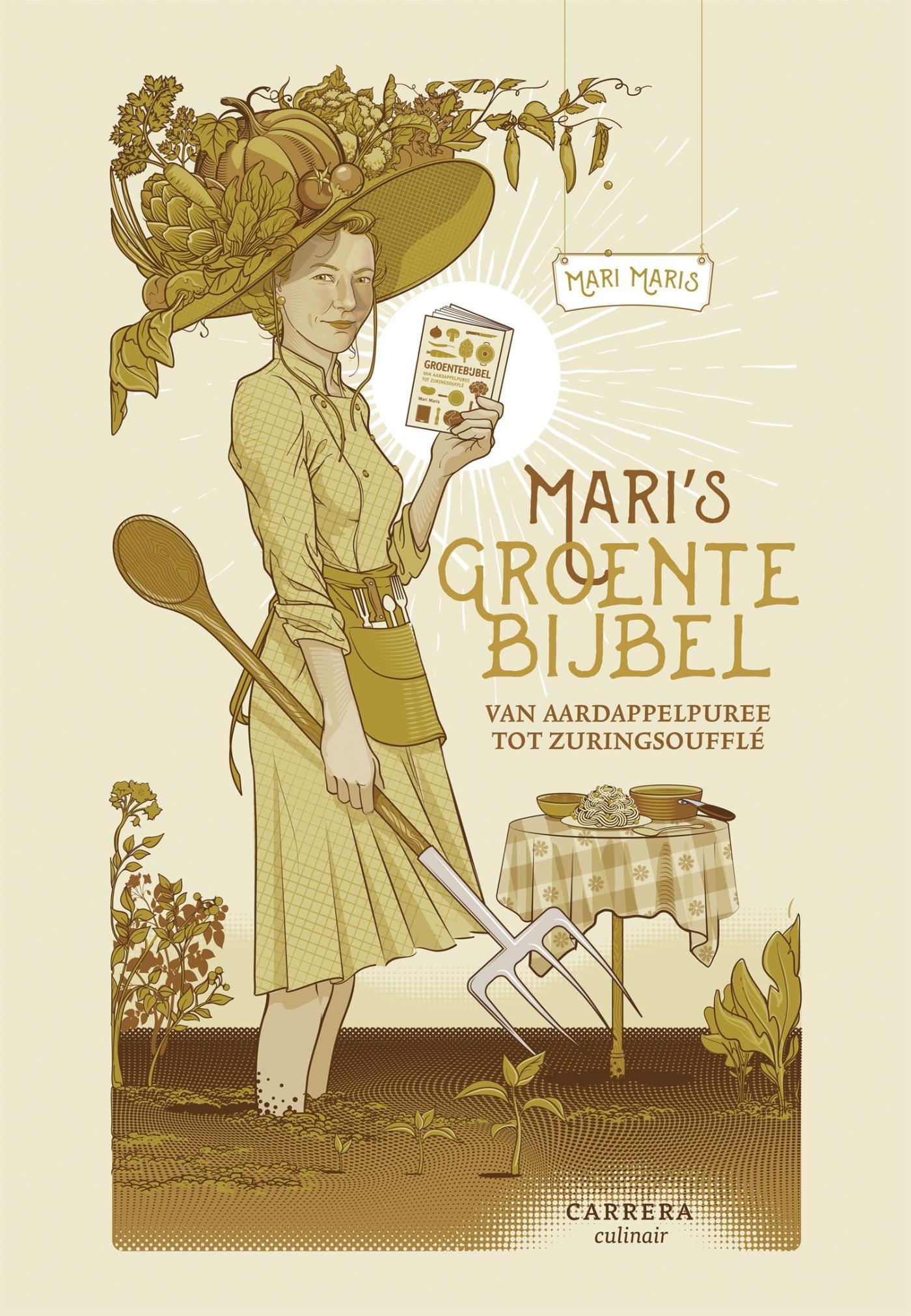 Cover Mari's groentebijbel
