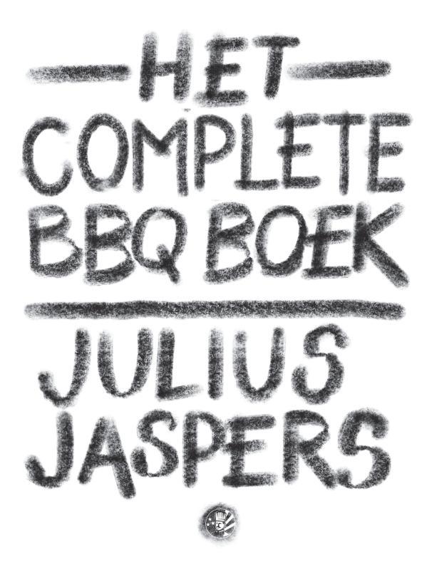 Cover Het complete BBQ boek