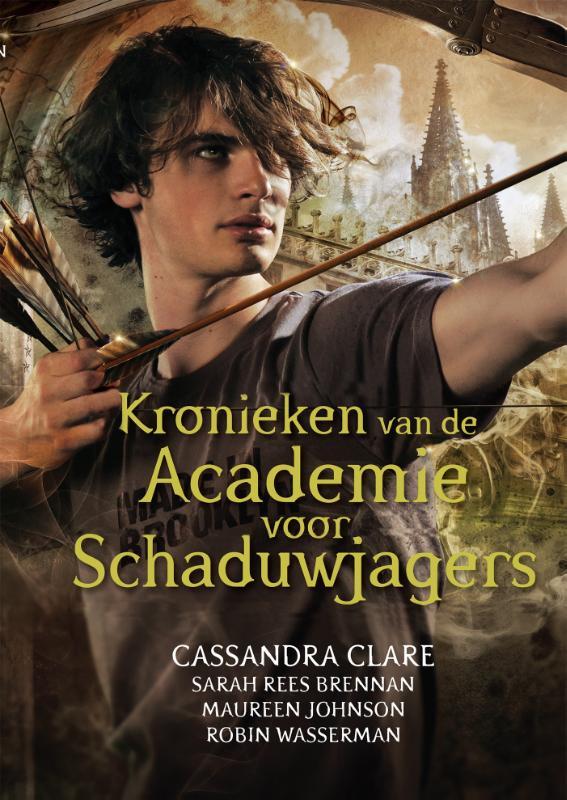 Cover Kronieken van de Academie voor Schaduwjagers
