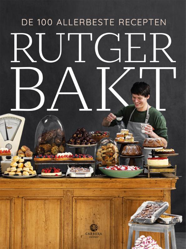Cover Rutger bakt de 100 allerbeste recepten