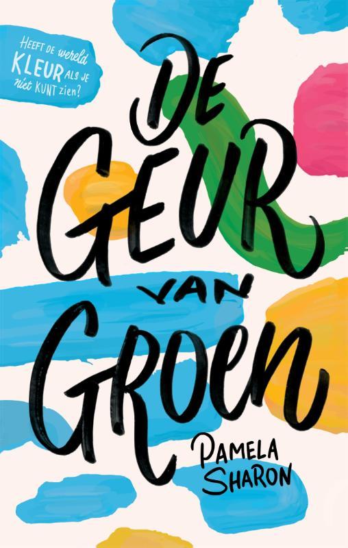 Cover De geur van groen