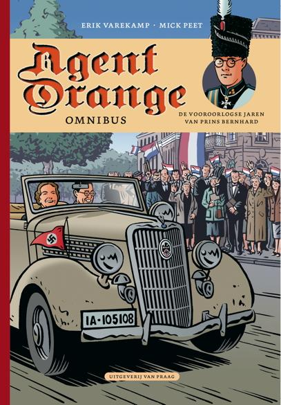 Cover Bevat: De jonge jaren van prins Bernhard - Het huwelijk van prins Bernhard