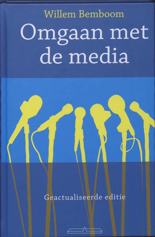 Cover Omgaan met de media