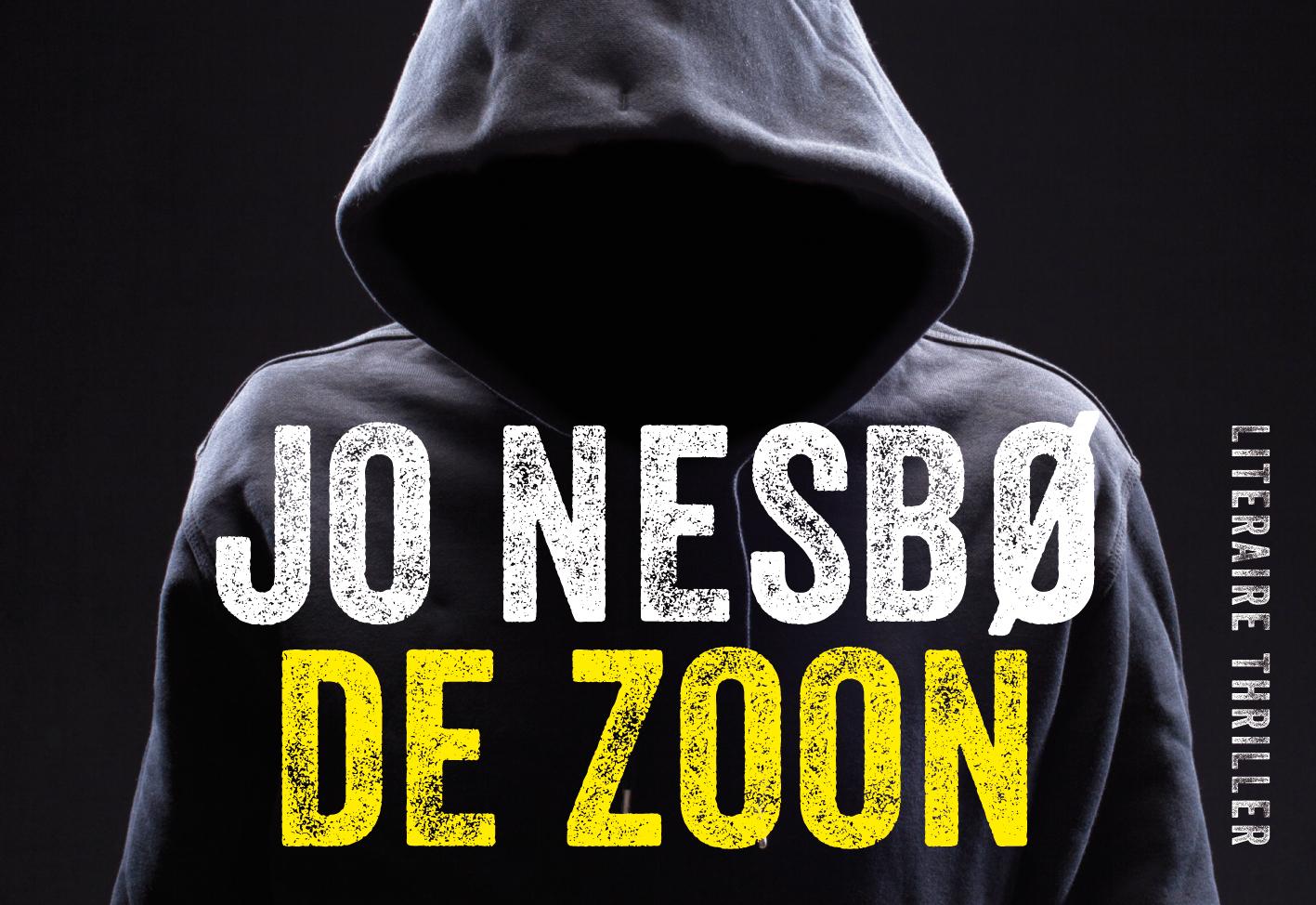 Cover De zoon