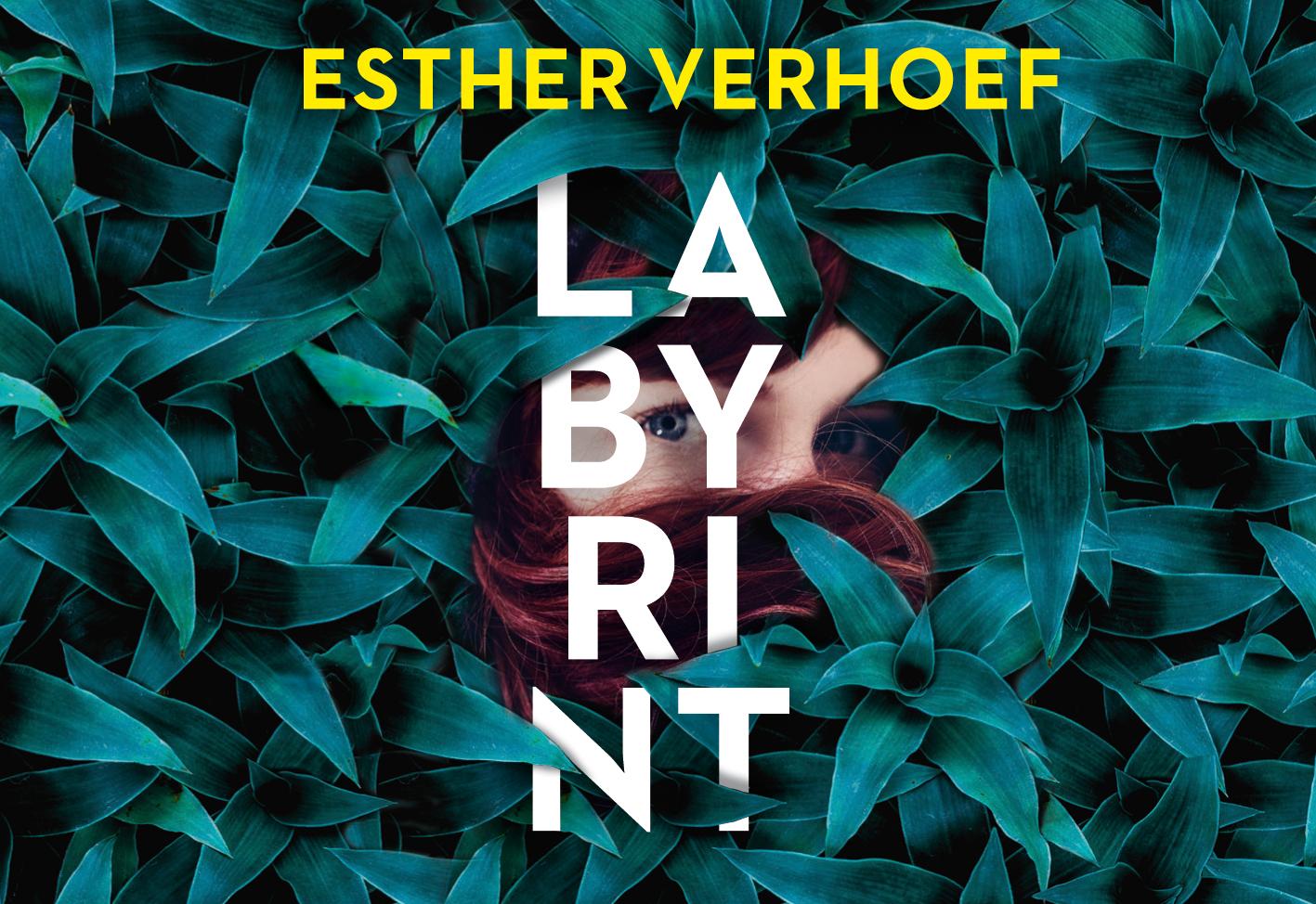 Cover Labyrint - De verhalen