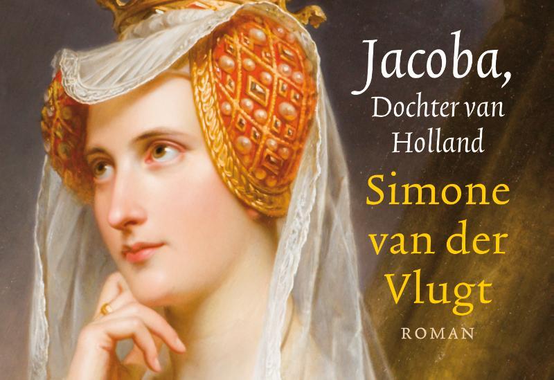 Cover Jacoba, Dochter van Holland