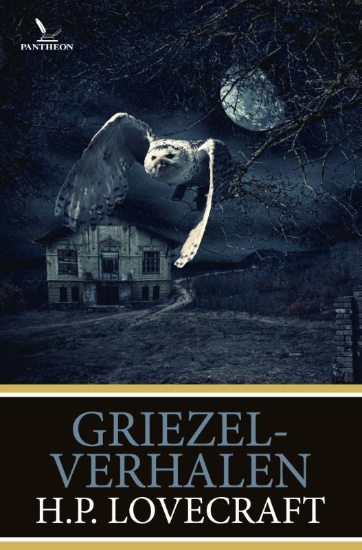 Cover Griezelverhalen