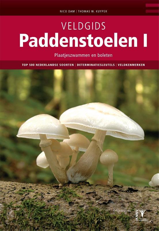 Cover Veldgids paddenstoelen