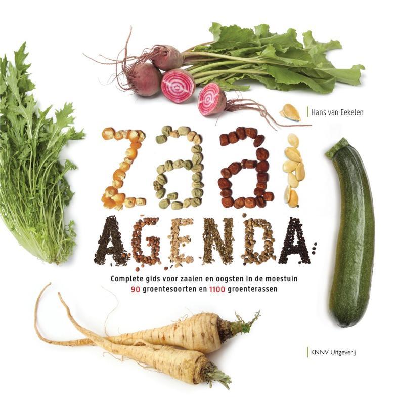 Cover Zaaiagenda