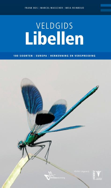Cover Veldgids Libellen