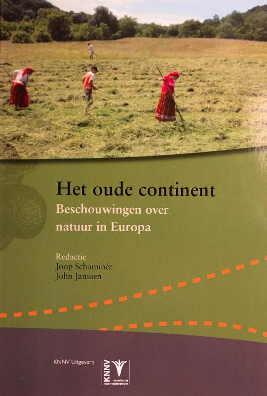 Cover Het oude continent