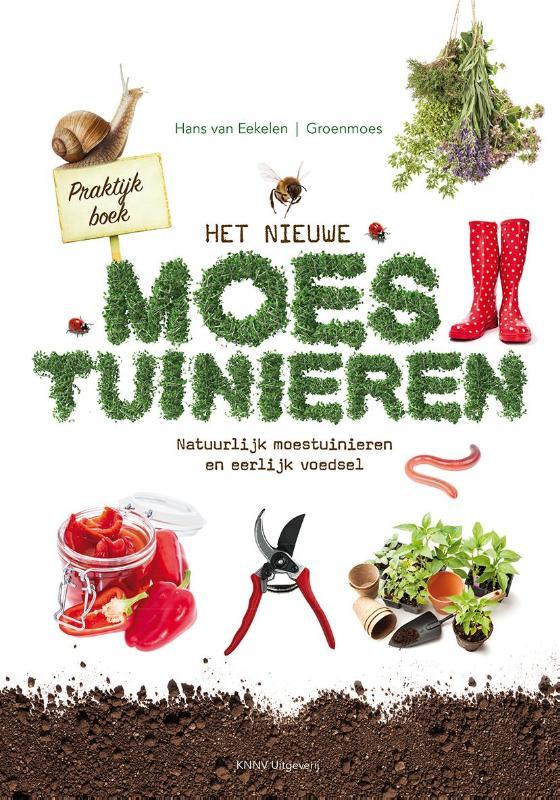 Cover Praktijkboek Het nieuwe moestuinieren