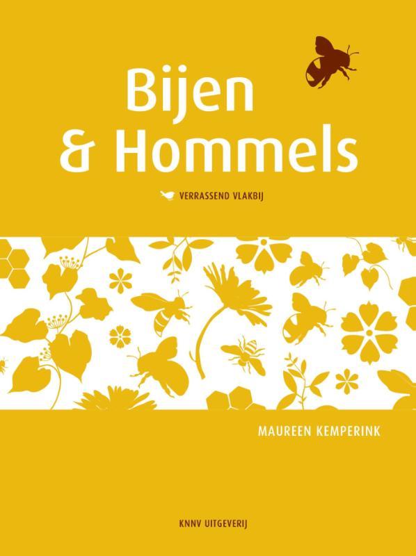 Cover Bijen en hommels