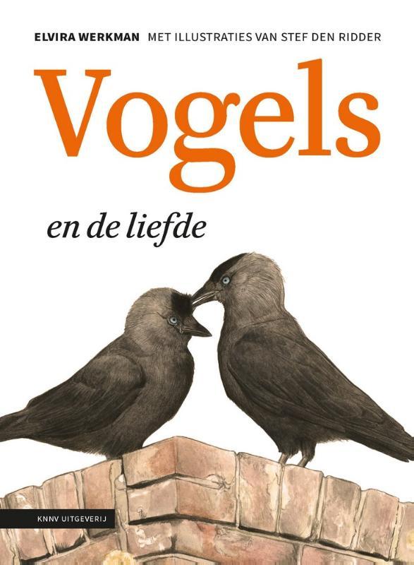 Cover Vogels en de liefde