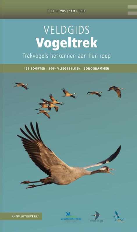 Cover Veldgids Vogeltrek