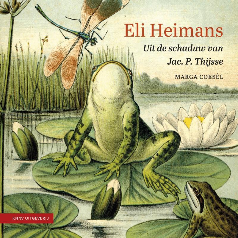 Cover Eli Heimans