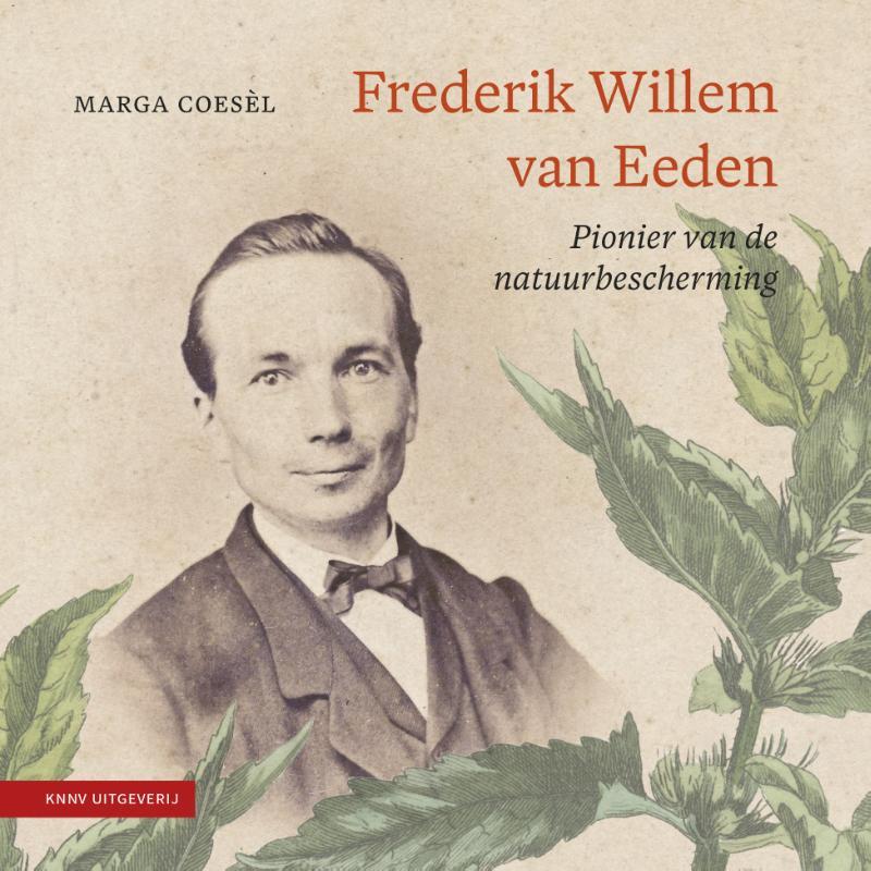 Cover Frederik Willem van Eeden