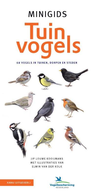Cover Set Minigids Tuinvogels