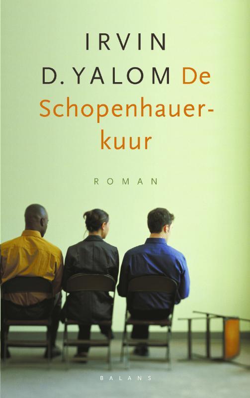 Cover De Schopenhauer-kuur