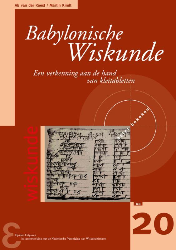 Cover Babylonische Wiskunde