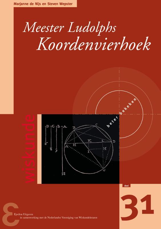 Cover Meester Ludolphs koordenvierhoek