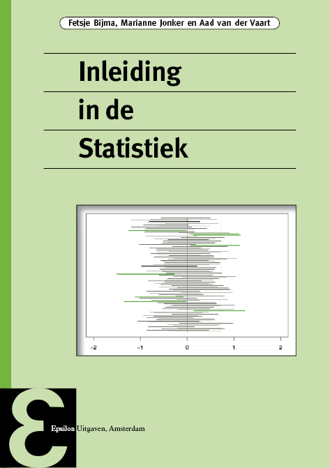 Cover Inleiding in de Statistiek