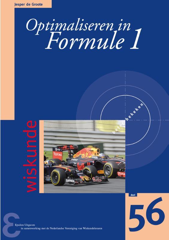 Cover Optimaliseren in Formule 1