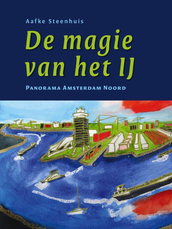 Cover De magie van het IJ